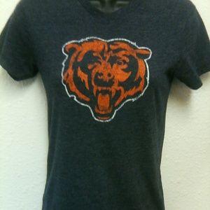NFL Chicago Bear's Women's Top